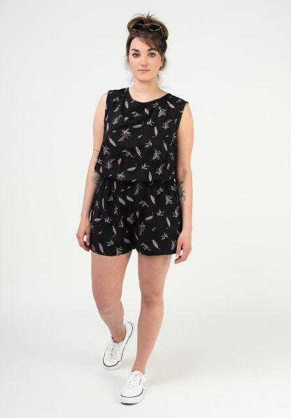 Ragwear Jumpsuits Zella Print black 121 vorderansicht 0251051