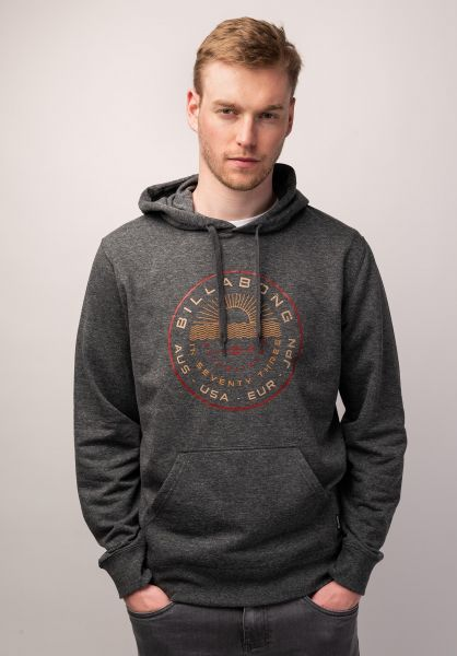 Billabong Hoodies Rock Point black vorderansicht 0445285
