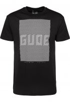 GUDE-T-Shirts-Optik-black-Vorderansicht