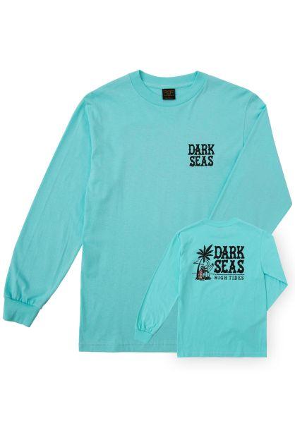 Dark Seas Longsleeves Rio Grande Women celedon vorderansicht 0383328