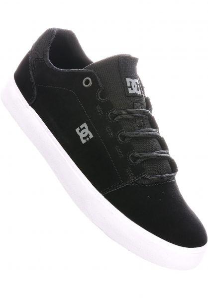 DC Shoes Alle Schuhe Hyde S black-white vorderansicht 0604877