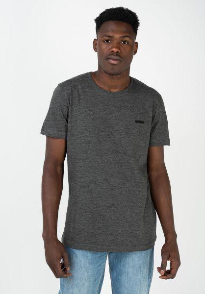 Ragwear T-Shirts Nedie black 320 vorderansicht 0321607