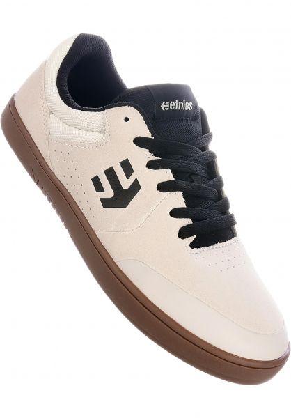 etnies Alle Schuhe Marana x Michelin white-black-gum vorderansicht 0604316