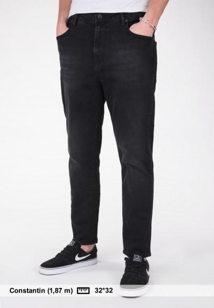 Reell Jeans Rex blackwash Vorderansicht