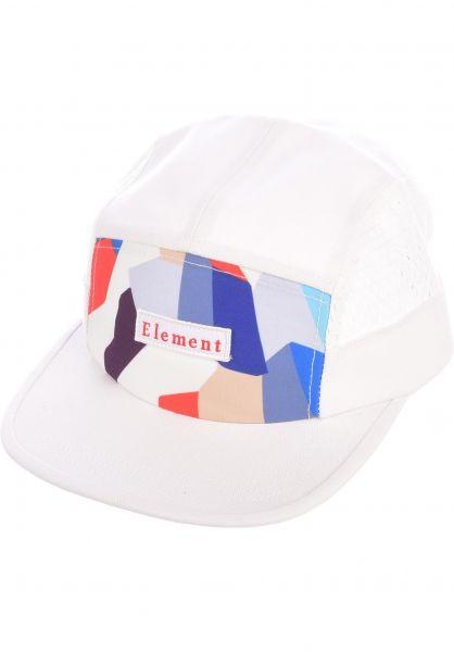 Element Caps SD Mesh opticwhite vorderansicht 0566425