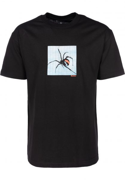 Butter Goods T-Shirts Redback black vorderansicht 0399492