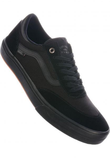 Vans Alle Schuhe Gilbert Crockett Pro 2 blackout-canvas vorderansicht 0604132