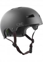 TSG-Helme-Kraken-Solid-Color-II-satin-black-Vorderansicht