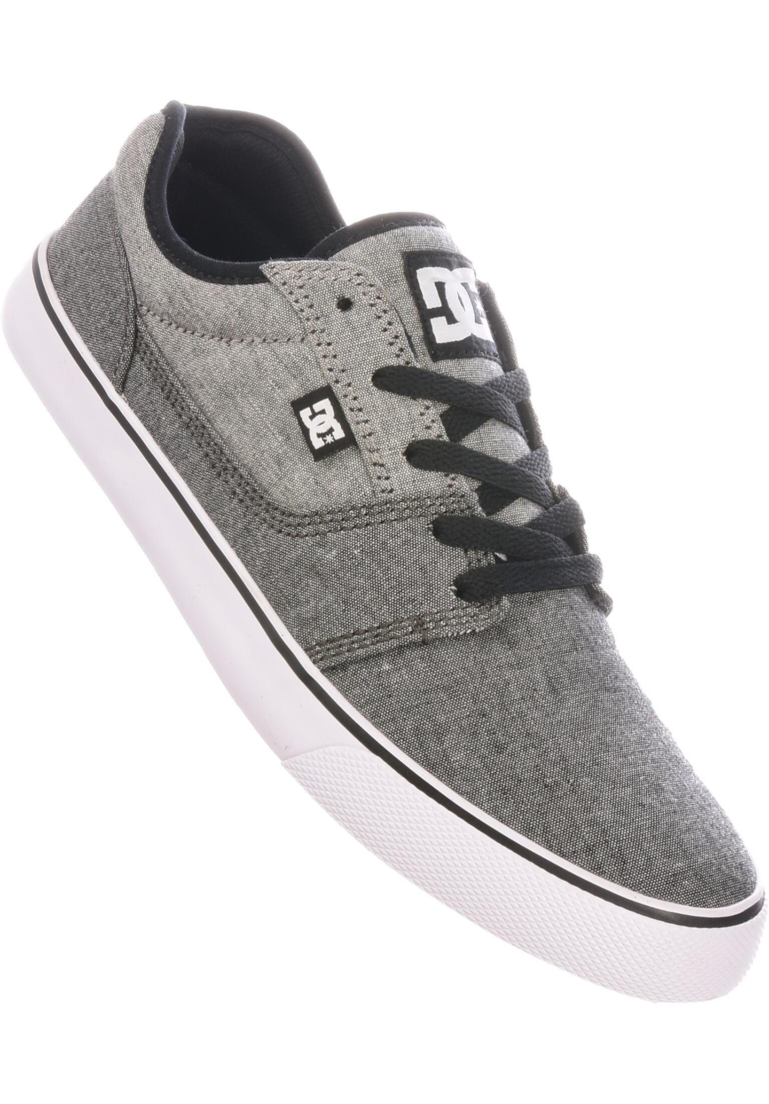 Tonik TX SE DC Shoes All Shoes in black