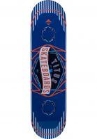 TITUS Skateboard Decks Atom blue Vorderansicht