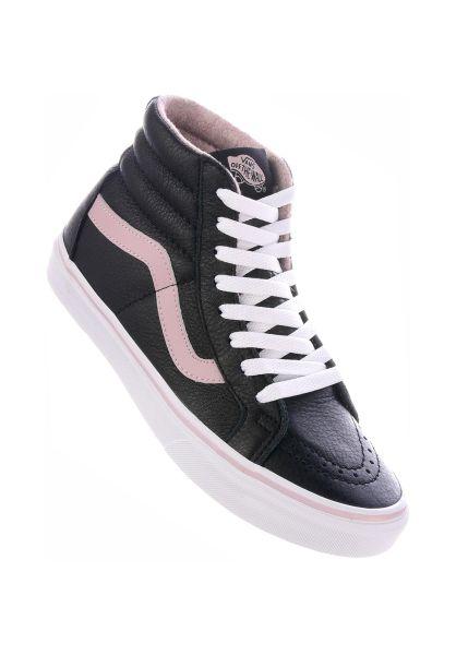 8dea984b37 Vans Alle Schuhe SK8-Hi Reissue violetice-truewhite vorderansicht 0612177