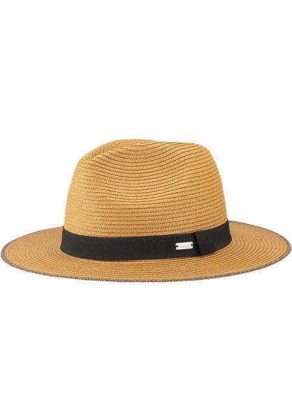 coal Hüte The Wimbledon lightbrown vorderansicht 0580361