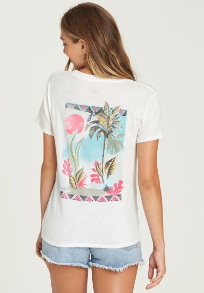 Billabong T-Shirts Hello Summer coolwip vorderansicht 0399630