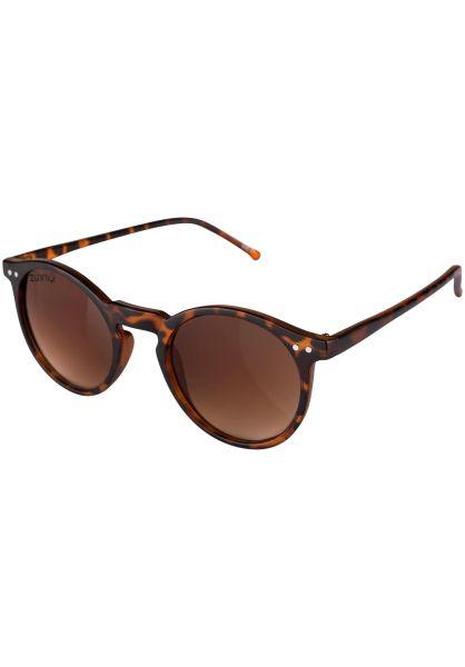Zunny Sonnenbrillen Drew tortoise-tortoise-brownfaded Vorderansicht 0590563