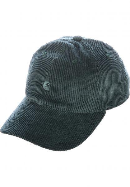 Carhartt WIP Caps Harlem Cap frasier-frasier vorderansicht 0566402