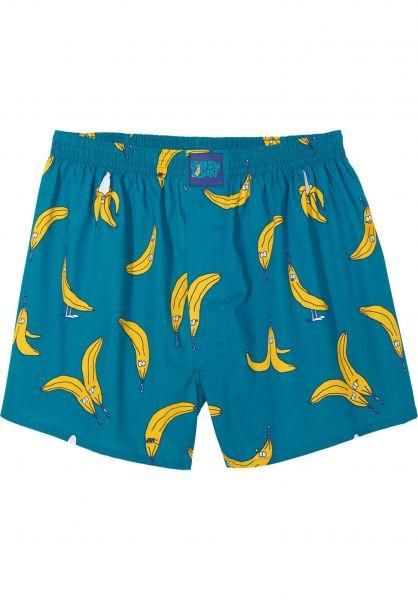 Lousy Livin Unterwäsche Bananas Ocean ocean vorderansicht 0213166