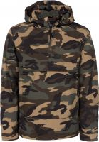 Vintage Industries Windbreaker Hopwood camo Vorderansicht