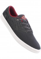 Emerica-Alle-Schuhe-The-Reynolds-Cruiser-LT-black-grey-Vorderansicht