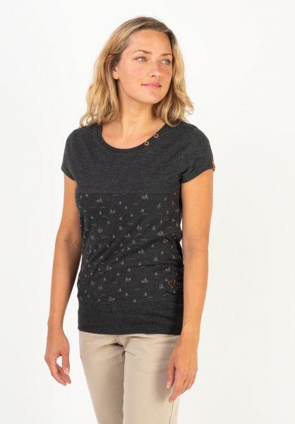 alife and kickin T-Shirts Cora moonless 320 vorderansicht 0320756
