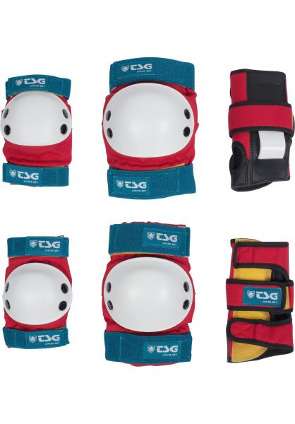 TSG Schoner-Sets Junior red-white-blue vorderansicht 0076009