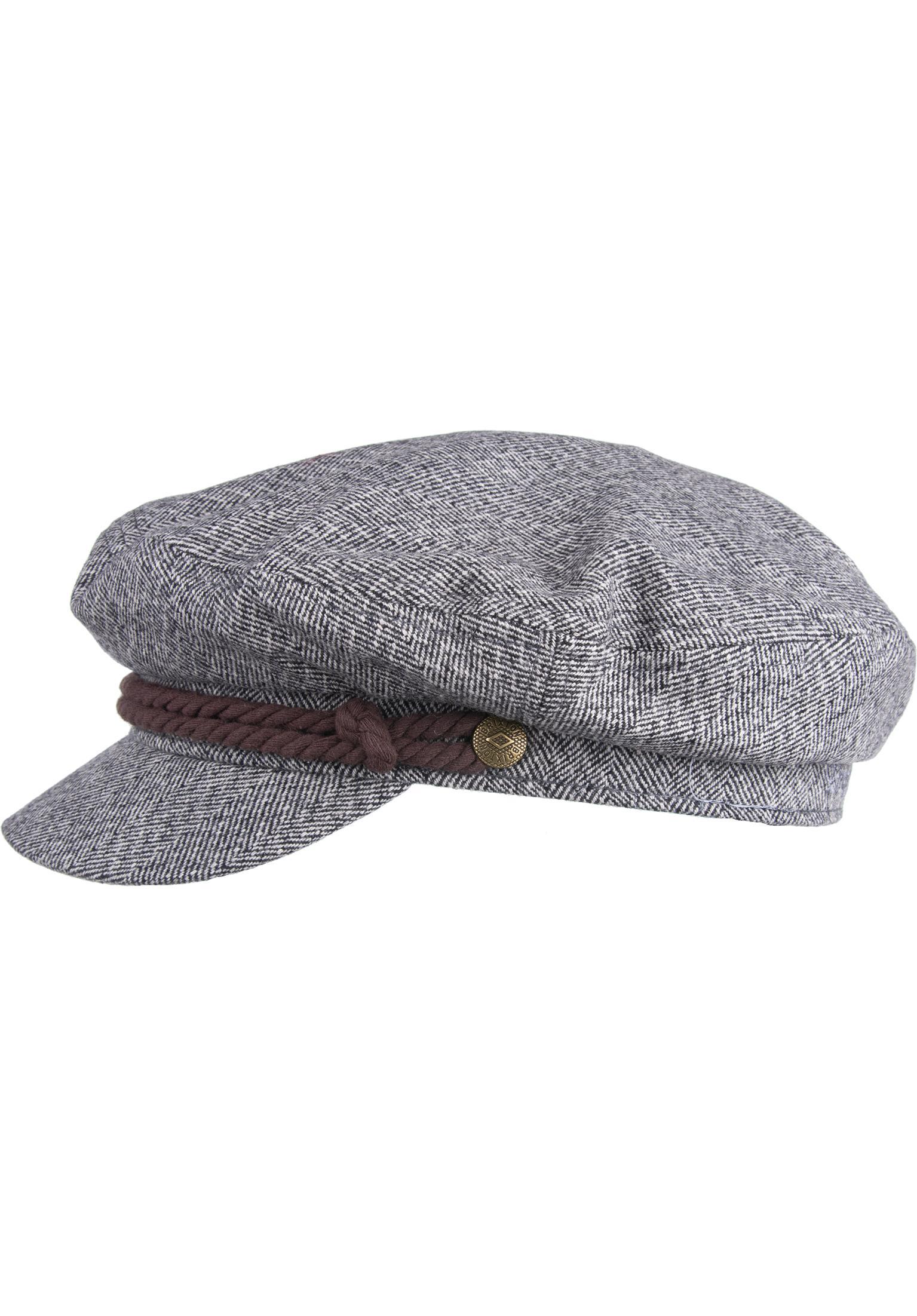 667c6aeec0e Fiddler Brixton Hats in heathergrey-cream for Men