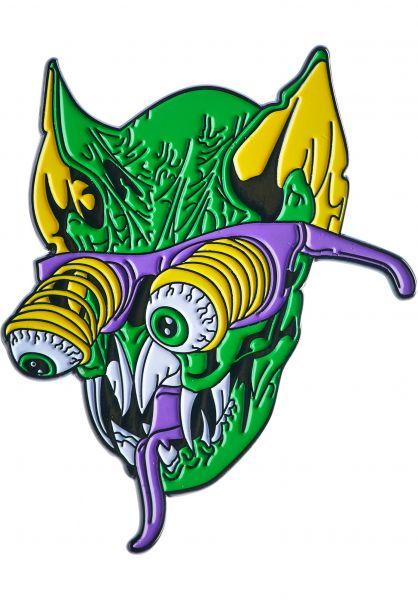 Creature Verschiedenes Trader Pin multicolored vorderansicht 0972786