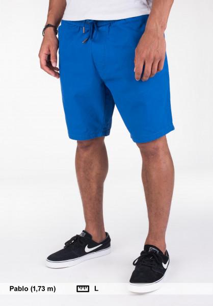 Reell Shorts Easy cobaltblue Vorderansicht