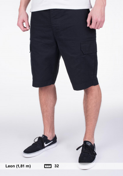 Dickies Cargoshorts New York black Vorderansicht