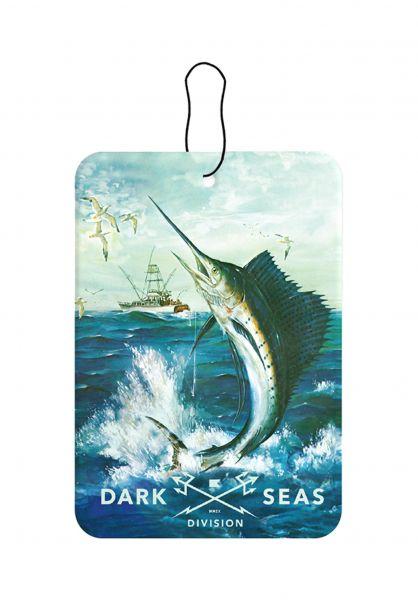Dark Seas Verschiedenes Sailfish Air Freshener multicolor vorderansicht 0972521