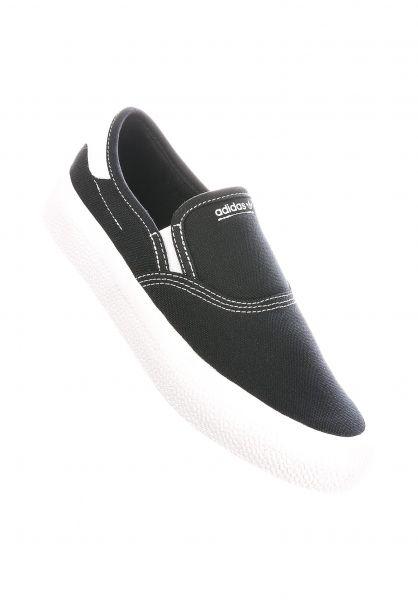 adidas Alle Schuhe 3 MC Slip coreblack vorderansicht 0612539