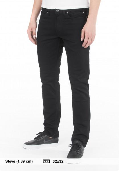 Reell Jeans Nova 2 black Vorderansicht