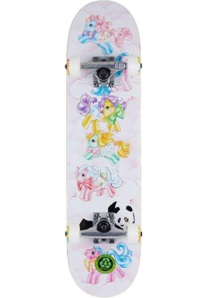 Enjoi Skateboard komplett My First Pony multicolored vorderansicht 0161981