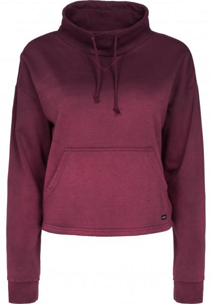 RVCA Sweatshirts und Pullover Smudged winetasting Vorderansicht