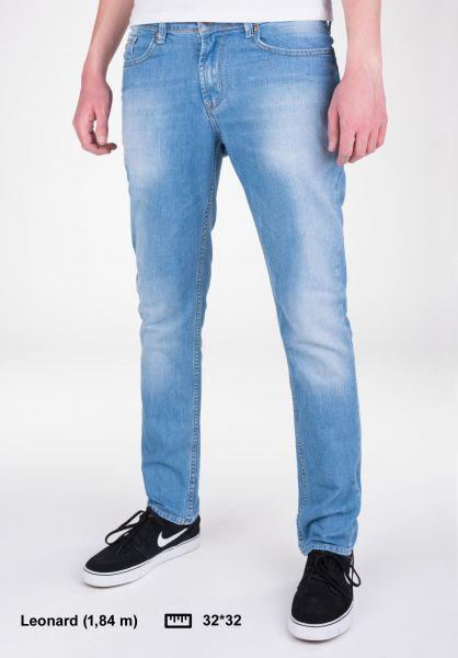 Reell Jeans Spider lightbluewash Vorderansicht