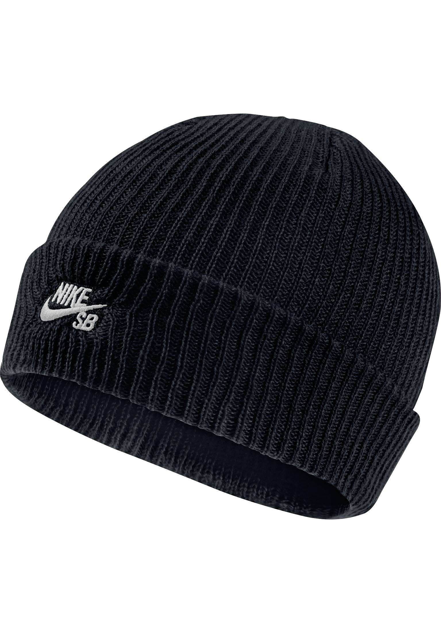 dc35fc4ae60 Fisherman Nike SB Beanies in black-white for Men