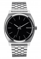 Nixon Uhren The Time Teller black Vorderansicht