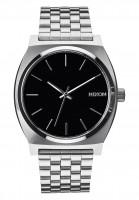 Nixon-Uhren-The-Time-Teller-black-Vorderansicht