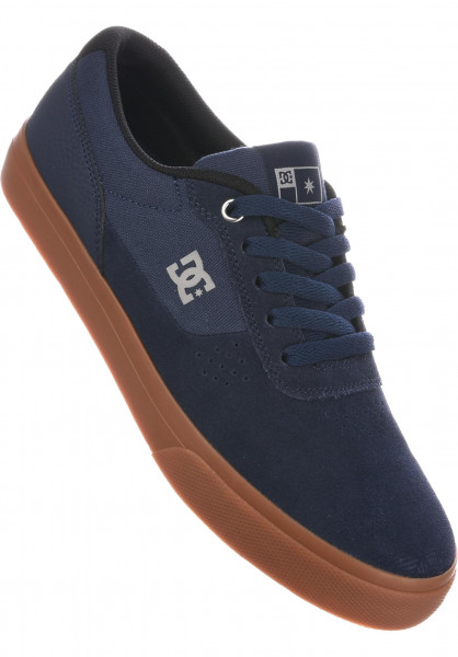 DC Shoes Alle Schuhe Switch S navy-gum Vorderansicht