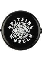 spitfire-portemonnaie-classic-round-coin-pouch-black-white-vorderansicht-0781030