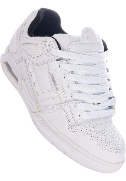 Osiris Alle Schuhe Peril white-black-ref vorderansicht 0603703