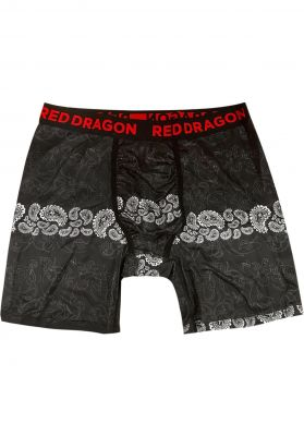 Red-Dragon Boxer Briefs