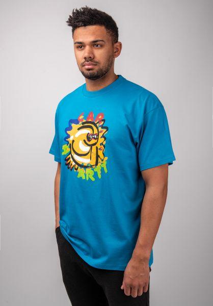 Carhartt WIP T-Shirts Touri pizol vorderansicht 0399703