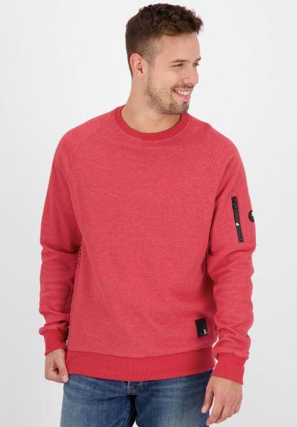 alife and kickin Sweatshirts und Pullover Vinn fiesta vorderansicht 0423239