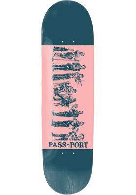 Passport Skateboards Romantic Crack