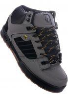 DVS Alle Schuhe Militia Boot charcoal-black Vorderansicht