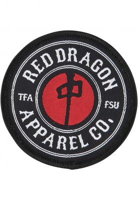 Red-Dragon Red Emblem Patch