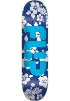 Flip Skateboard Decks Hawaiian Odyssey blue-blue vorderansicht 0260779