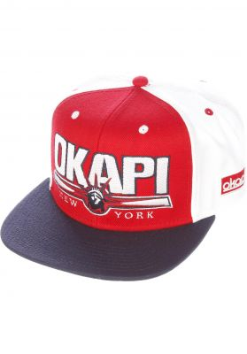 Okapi 6P Snapback CS Flushing Meadow