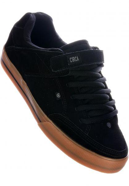 C1RCA Alle Schuhe 205 Vulc black-gum vorderansicht 0602895