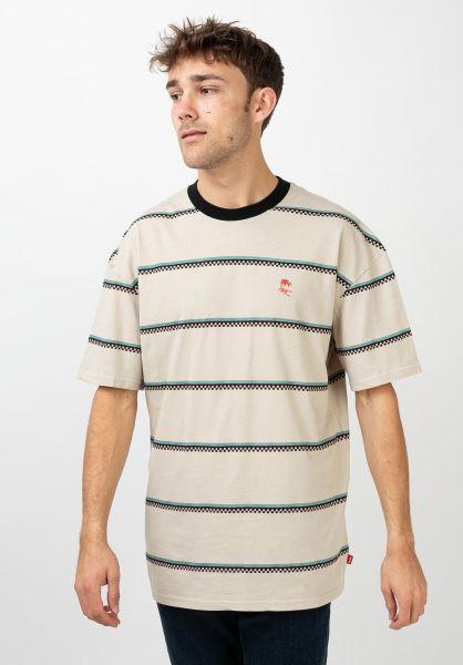Globe T-Shirts Moonshine flint vorderansicht 0392160